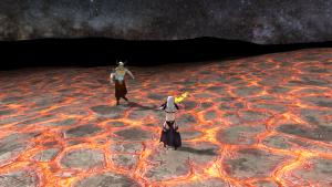 MMORPG FireDemon